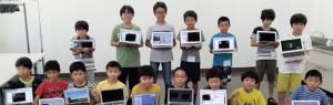 小中学生向けプログラミングレッスン・デジタルサマーキャンプ