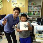 デジタルサマーキャンプ2019・マイクラッチJrコース授賞式